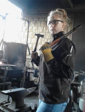 Ms. Seirer Blacksmithing