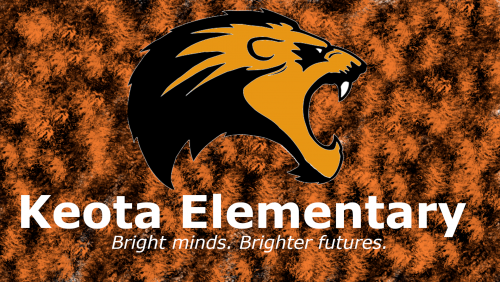 Keota Elementary, Bright Minds. Brighter Futures.