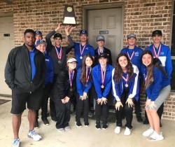 District Golf Results