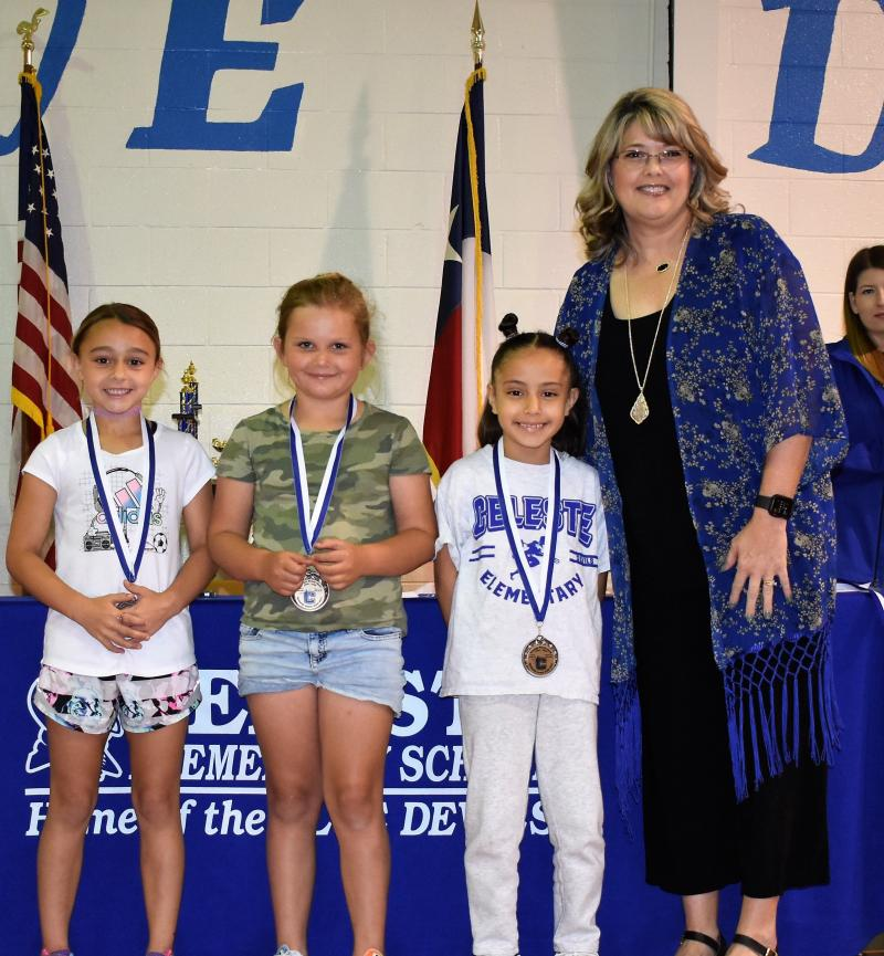 CES 2020-2021 Academic Awards Assembly