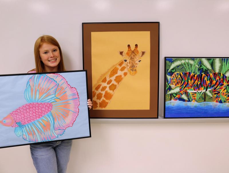 Artist of the Month: Kloe Walker