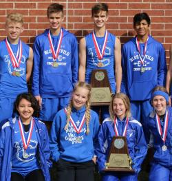 XC Teams Advance to Regional Meet
