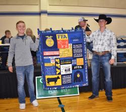 Thank you Celeste FFA Supporters!