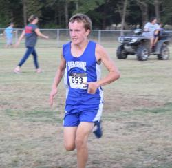 CROSS COUNTRY TEAM COMPETES AT MILLER GROVE