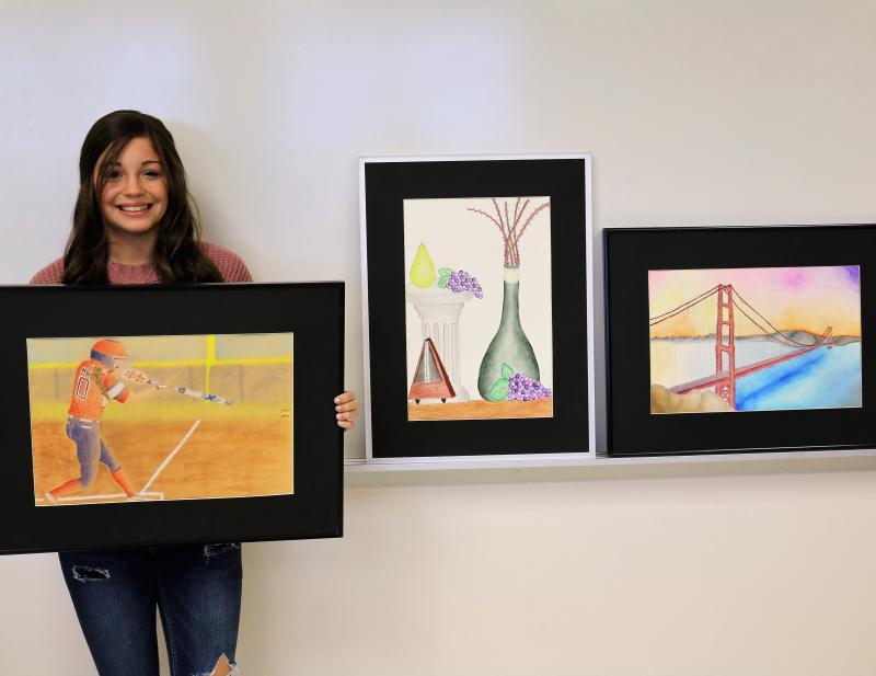 Artist of November: Heather Hudson