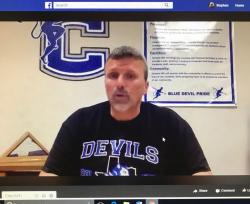 Weekly Facebook Live with Mr. Connelly