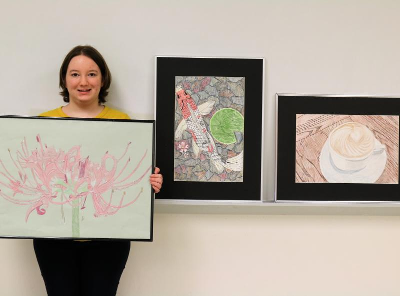 Artist of January 2021: Jana Painter