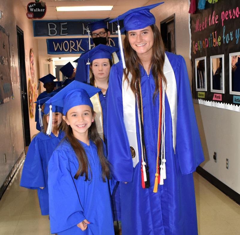2021 Kindergarten Graduation & Senior Walk