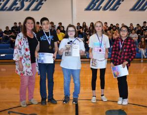 Smith's Math & Reading Awards