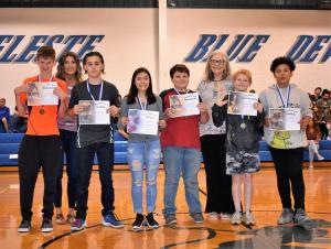 Becknell's Math & Reading Awards
