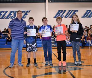 Willis' 6-7 Math Awards
