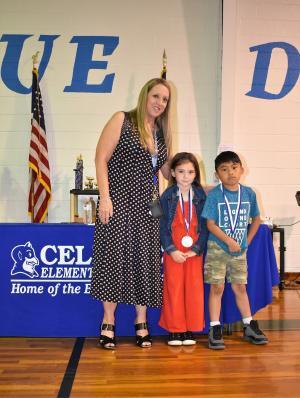Kindergarten: Rutmann - Georgia Abell Awards