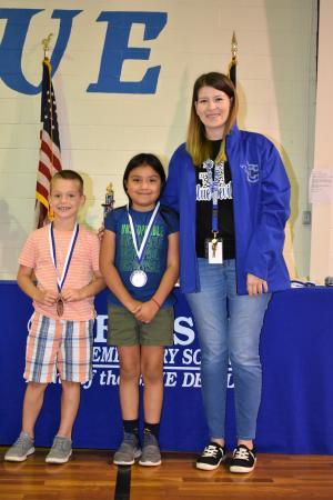 1st Grade: Clark - Georgia Abell Awards