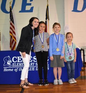 2nd Grade: Pettit - Georgia Abell Awards