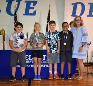 3rd Grade: Adamson - Georgia Abell Awards