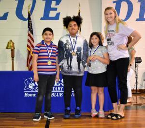 3rd Grade: Carter - Georgia Abell Awards