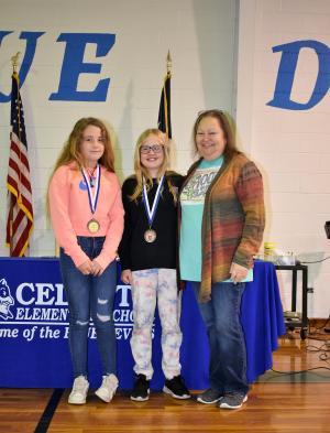 4th Grade: Pairsh - Georgia Abell Awards