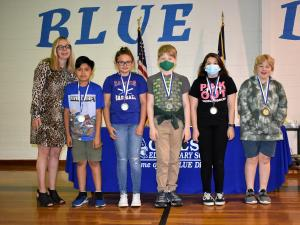 5th Grade: Humphries - Georgia Abell Awards