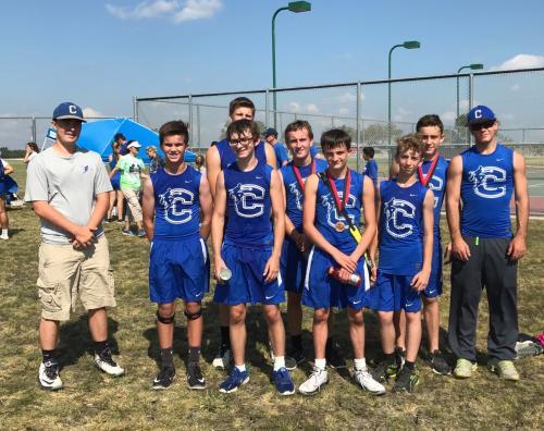 XC Varsity Boys