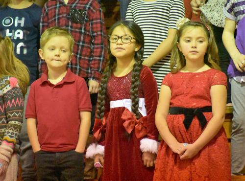 CES Christmas Program