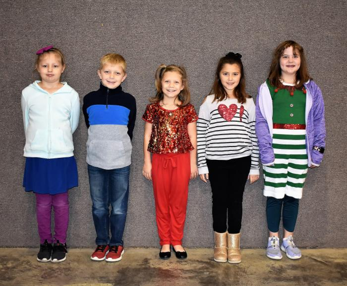 Elementary UIL Results 3rd grade