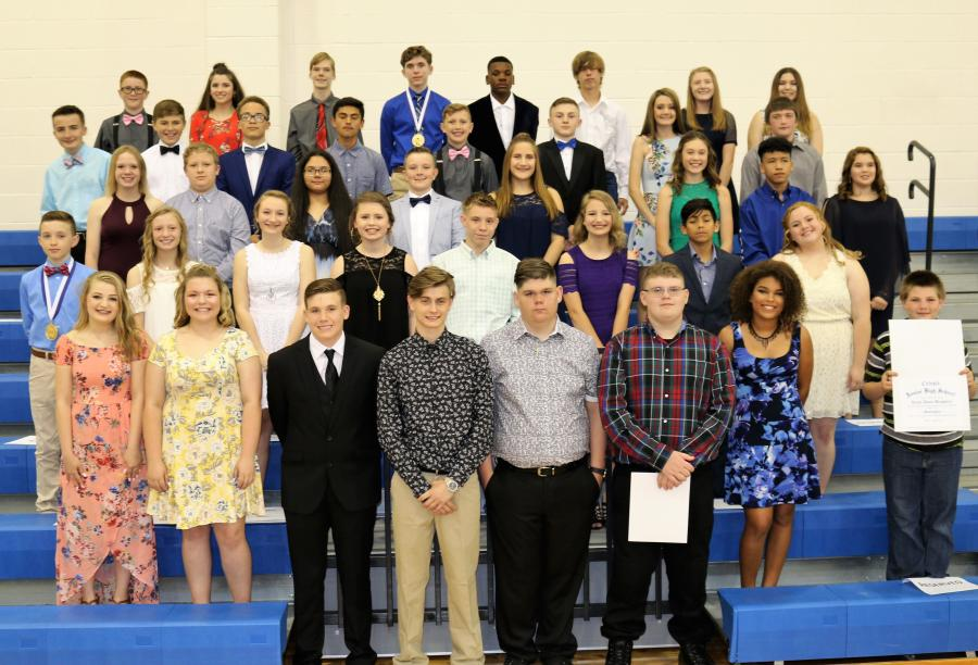 Eighth Grade Graduation 2018