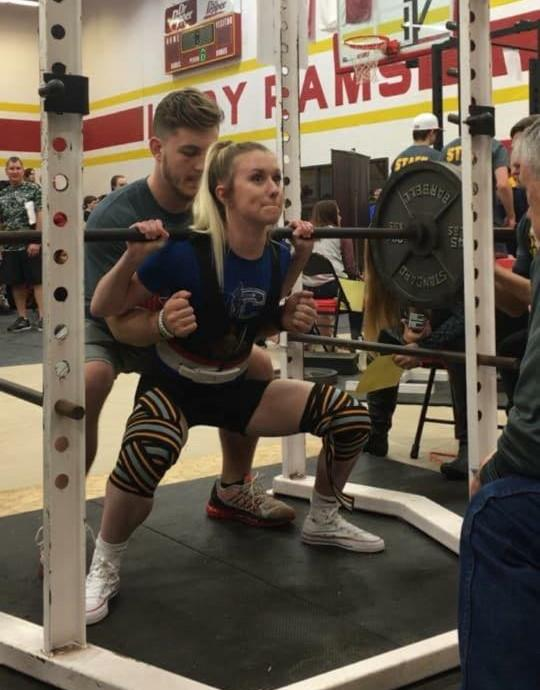 Keeley Regional Powerlifting