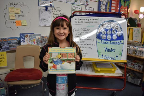 Snowball Fun in First Grade