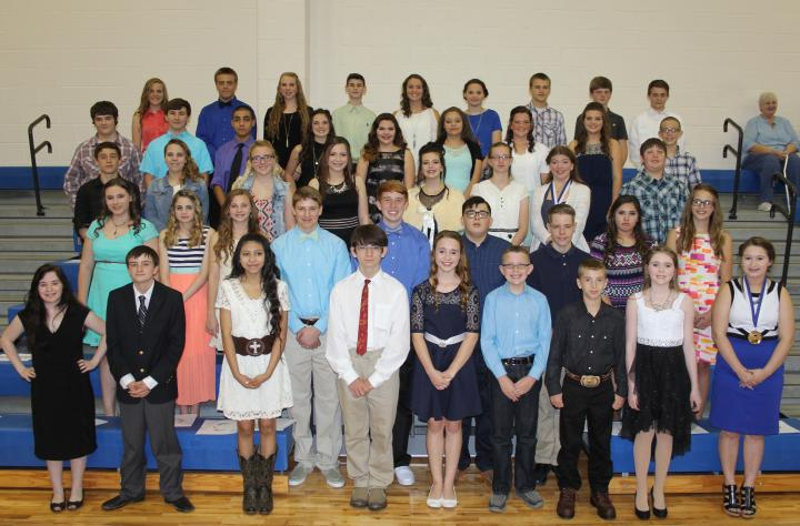 Celeste ISD - 2015-2016 Blue Devil News