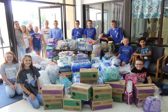 FCA Hurricane Harvey Donations