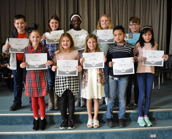 Spelling Bee 4th grade