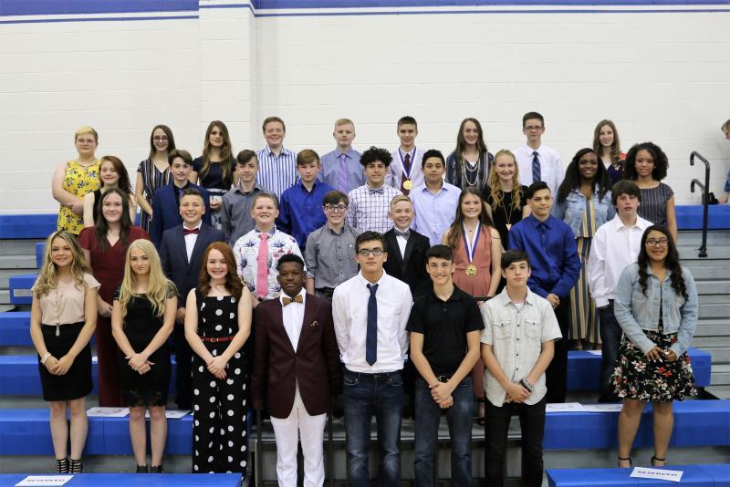 2019 8th Grade Graduation