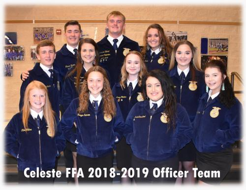 FFA Officers