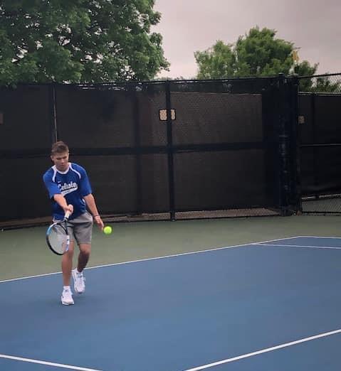 Regional Tennis Results