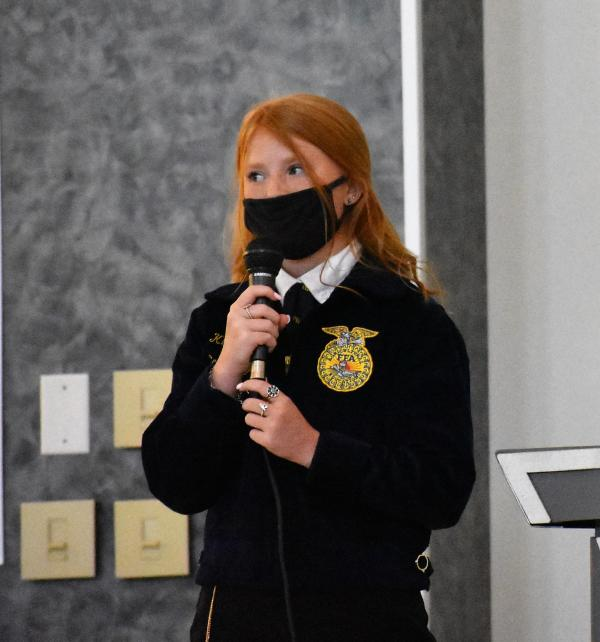 District 2 FFA Meeting