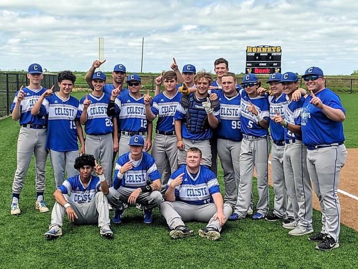 Baseball Bi-District Champs