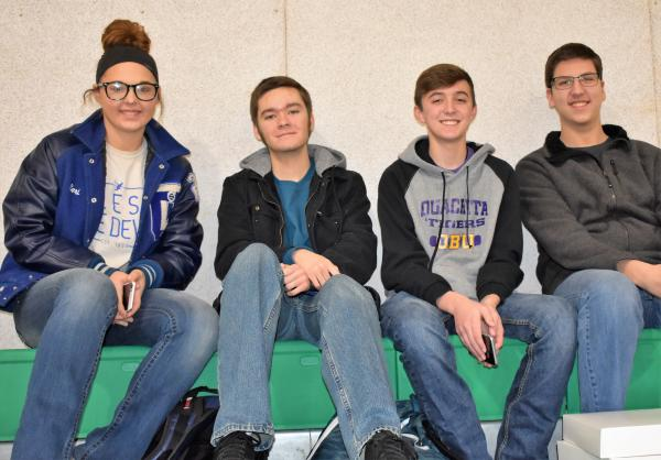 UIL Students Compete at Miller Grove Academic UIL Invitational