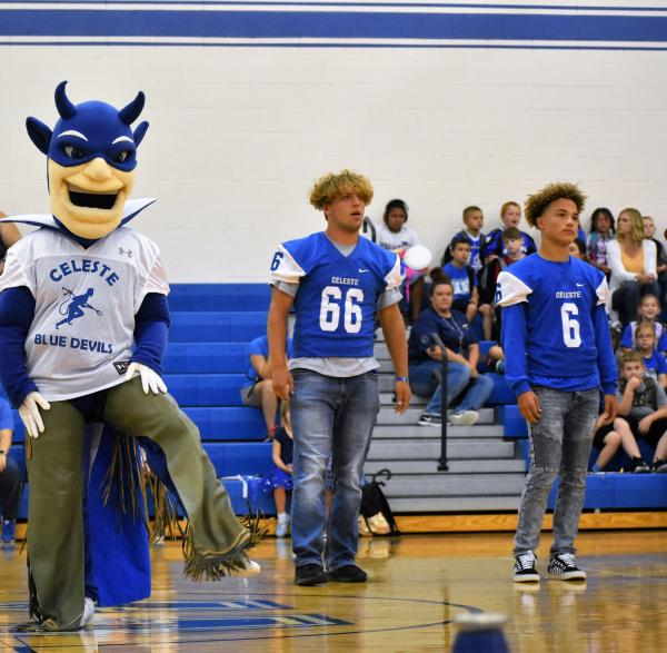 Gameday Pep Rally