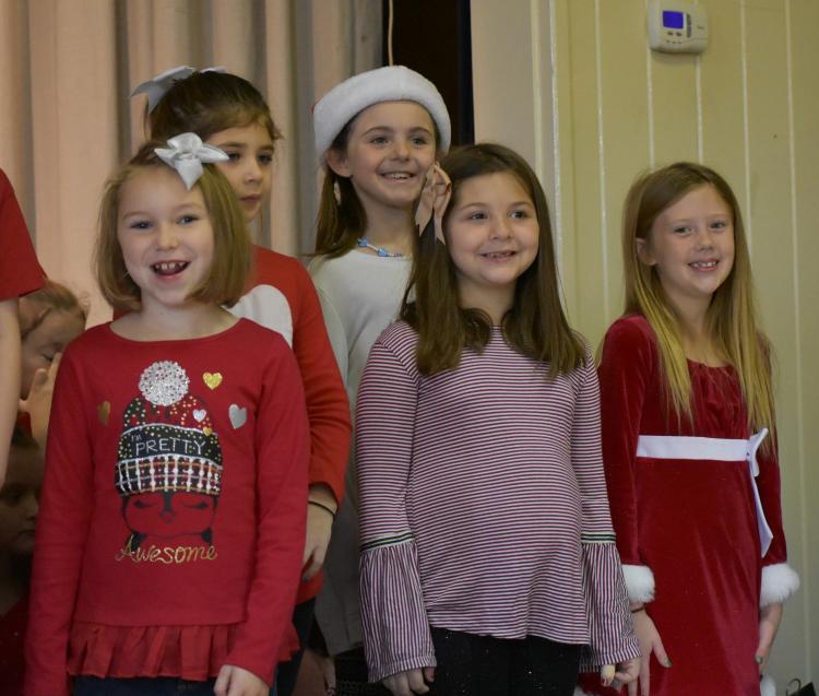 CES Christmas Program
