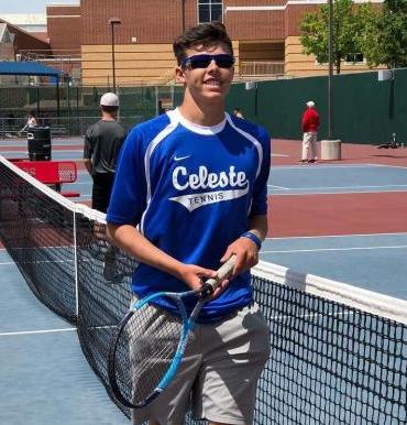 Ben Lewis state tennis