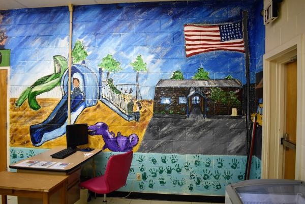 Elem Mural