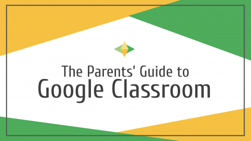 Google Classroom Remote Learning