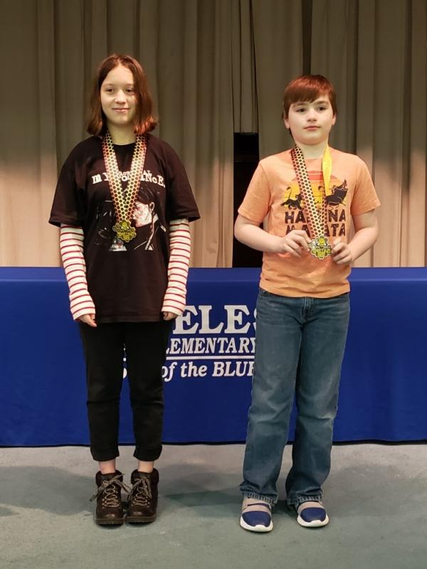 Hunt County National Spelling Bee