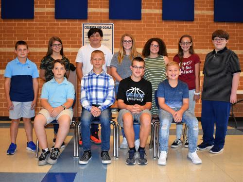 CJHS 2019-2020 Student Council