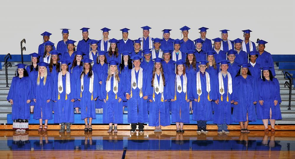 Celeste High School Class of 2019