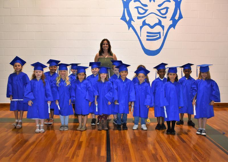 Kindergarten Graduation 2021