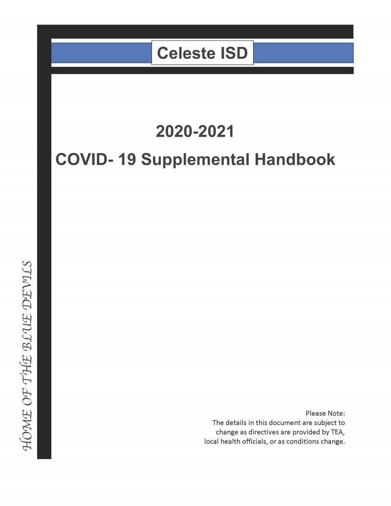 Employee Covid19 Supplemental Handbook