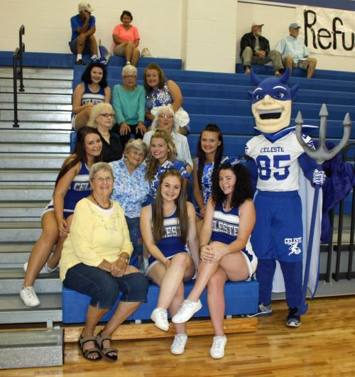 Celeste ISD - 2016-2017 Blue Devil News
