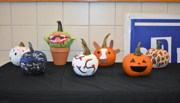 Say Boo to Drugs Pumpkin Contest