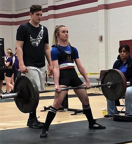 Keeley State Powerlifting